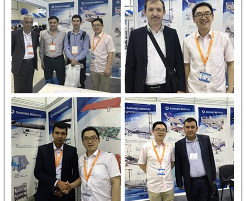 <strong>22nd Tashkent International Healthcare Exhibition - TIHE 2017 has been successfully over</strong>