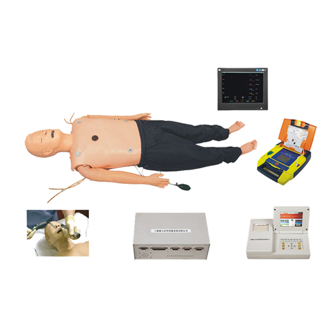 SKB-6A002 Medical Advanced Training CPR Manikin