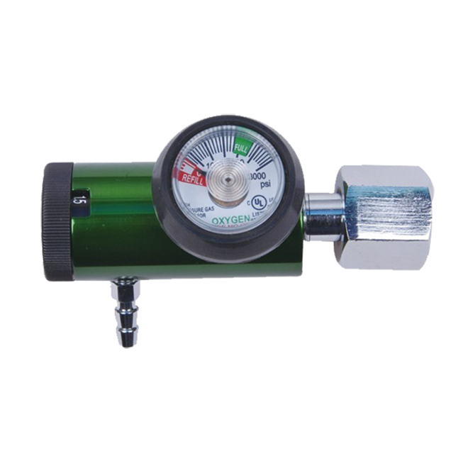 SK-EH049 Oxygen Regulator With Flowmeter