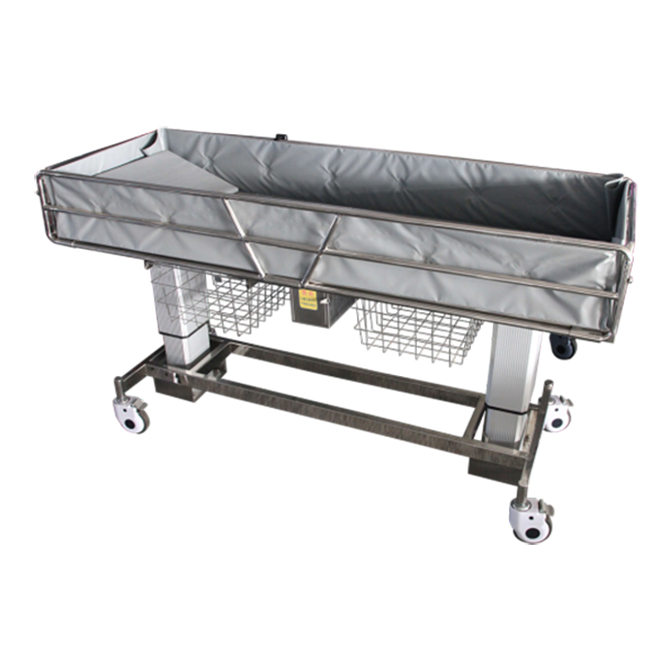 SK005-10A Electric Hospital Bath Bed