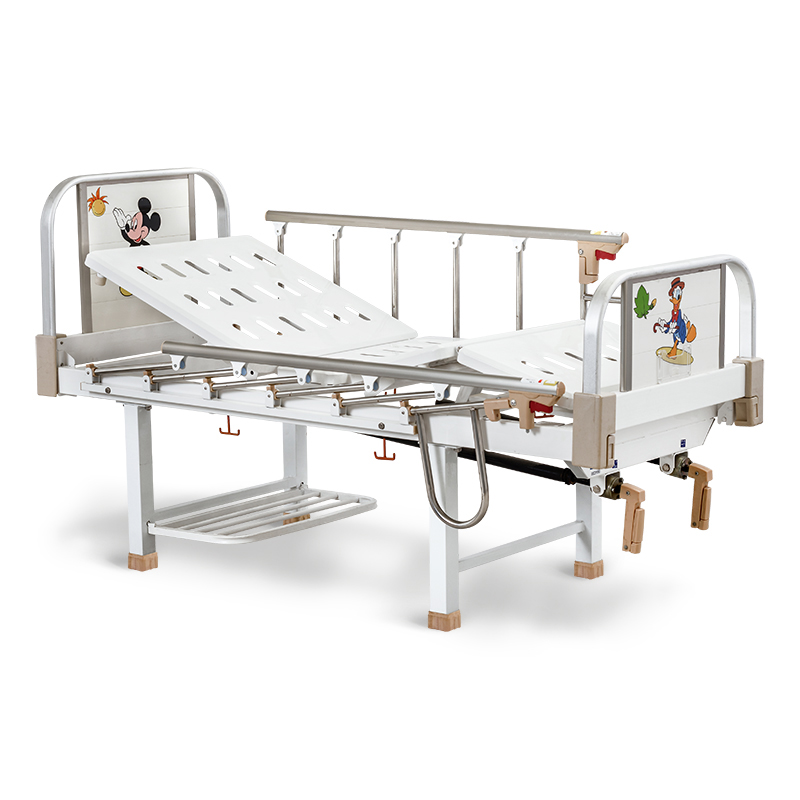 CT2k Medical Children Clinic Bed With Cranks