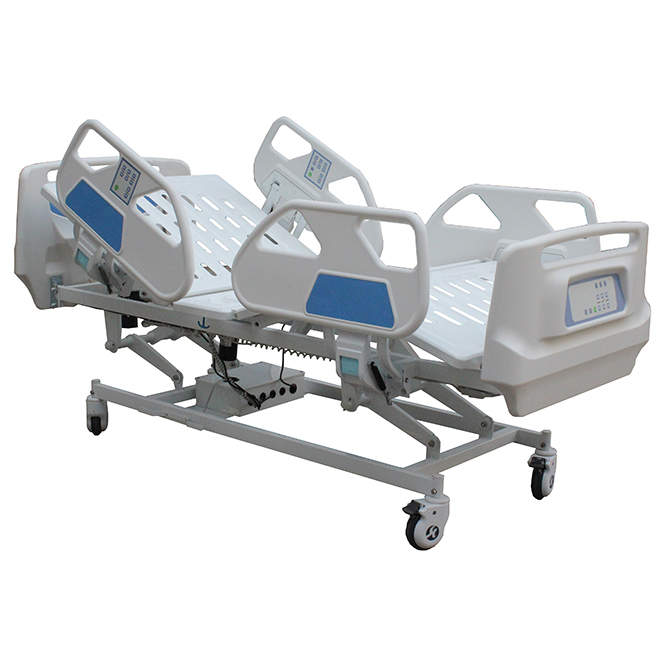 SK001-10 Electric ICU Bed Multifunctions On Available For Sale