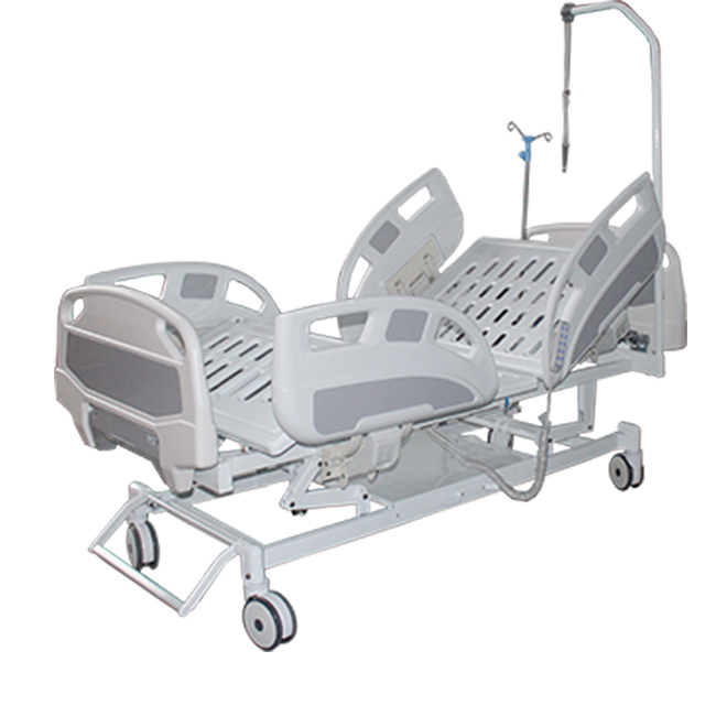 SK002-9 Electric Five Functions Adjustable Rehabilitation Patient Hospital Care Bed