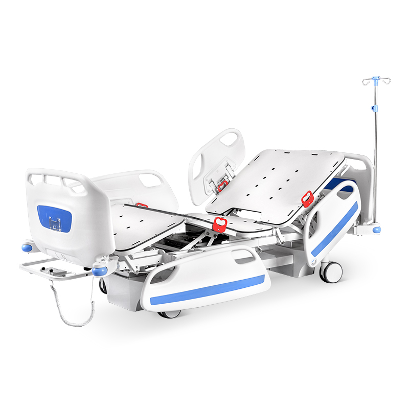 D9d Five Functions Patient Electric Icu Adult Medical Bed