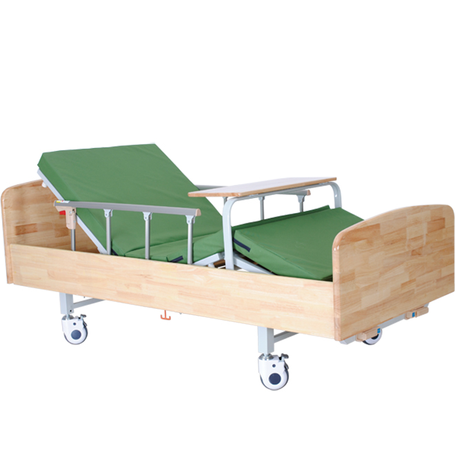 SK011 Manual Nursing Home Care Bed