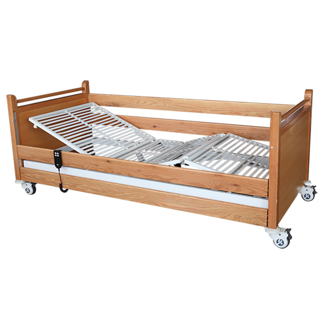 SK006-3 Wooden Nursing Home Beds