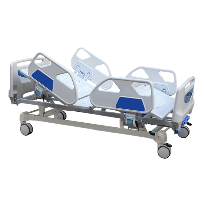 SK013 Medical Appliances Cheap Stainless Steel Bed