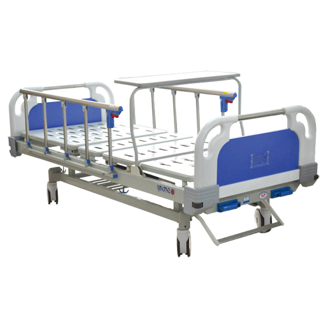 SK042-1 Double-Crank Manual Bed