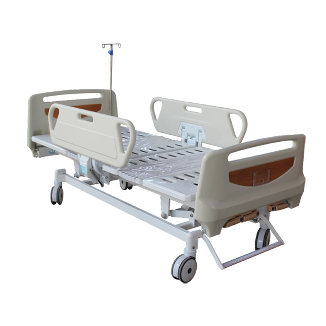 SK021 Three Functions Manual Patient Bed