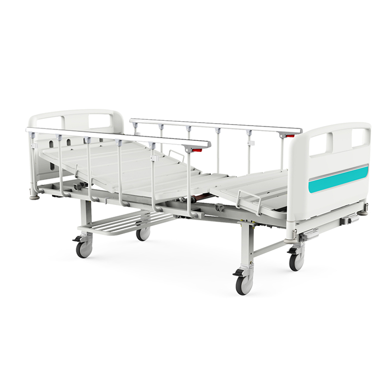Y2w6c Manual Hospital Medical Bed With Double Crank