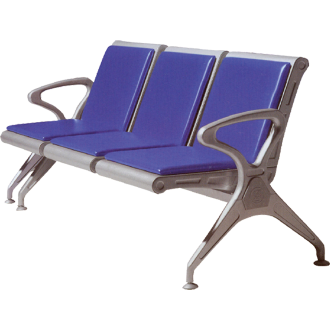 SKE010-1 Stainless Steel Airport Waiting Chair