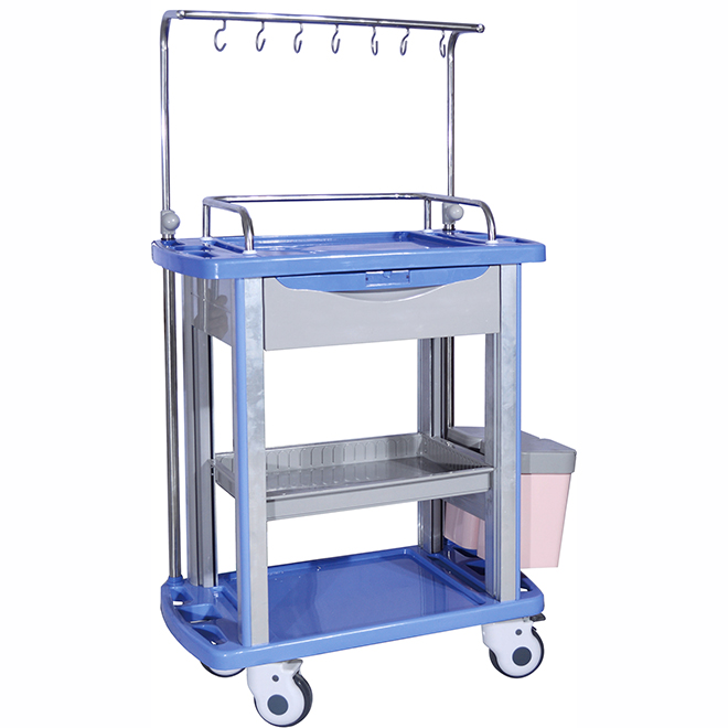 SKR054-IV Chariot Médical ABS Pas Cher