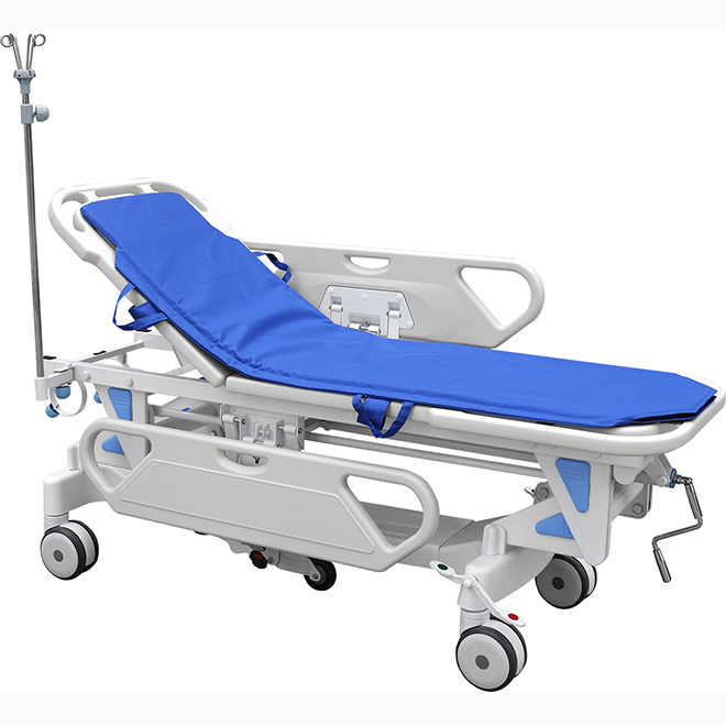 SKB041-1 Medical Appliances Transportation Trolley