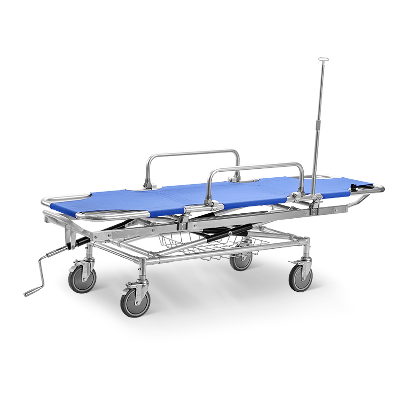SKB040(A) Ambulance Stretcher Trolley