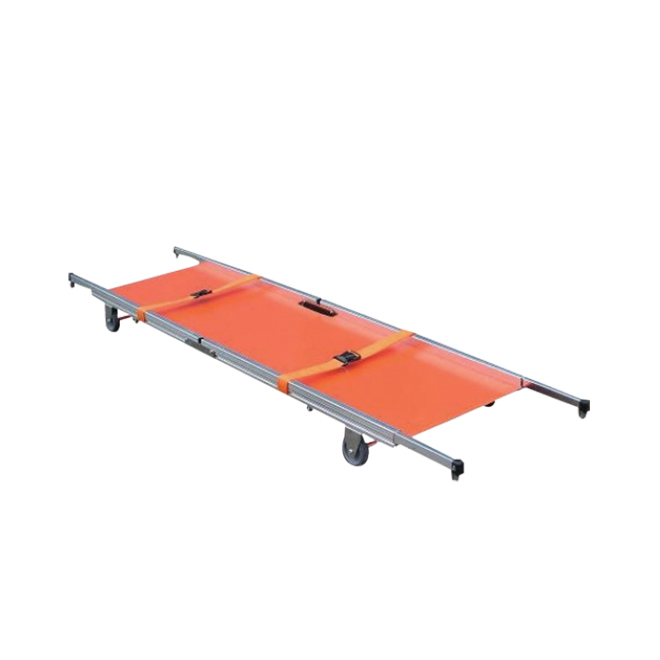 SKB1A07 China Wholesale Stretcher For Ambulance With Wheels
