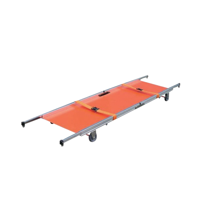 SKB1A07 Aluminum Alloy Foldable Stretcher